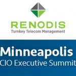 Renodis Invited to Present at Mid Market Minneapolis CIO Summit!