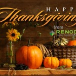 Happy Thanksgiving from Renodis