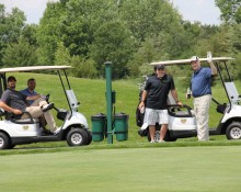 Golf at Troy Burne
