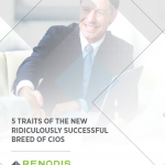 5 Traits of the New Ridiculously Successful Breed of CIOs – Whitepaper