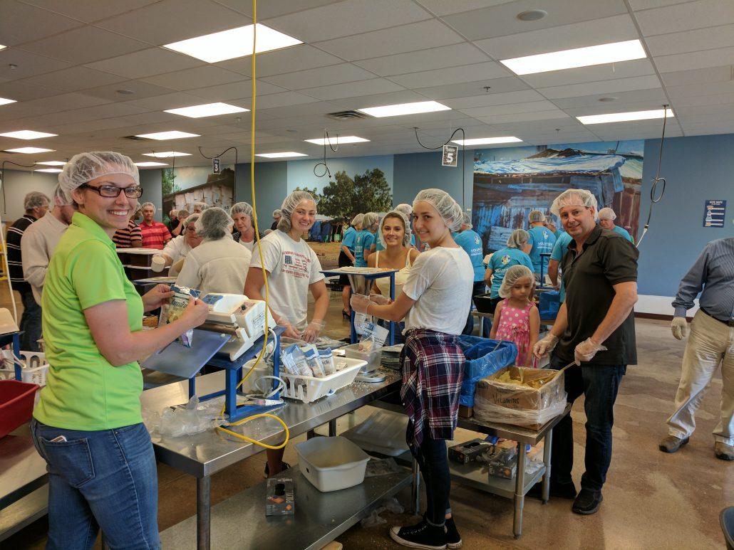 volunteering to make a global impact