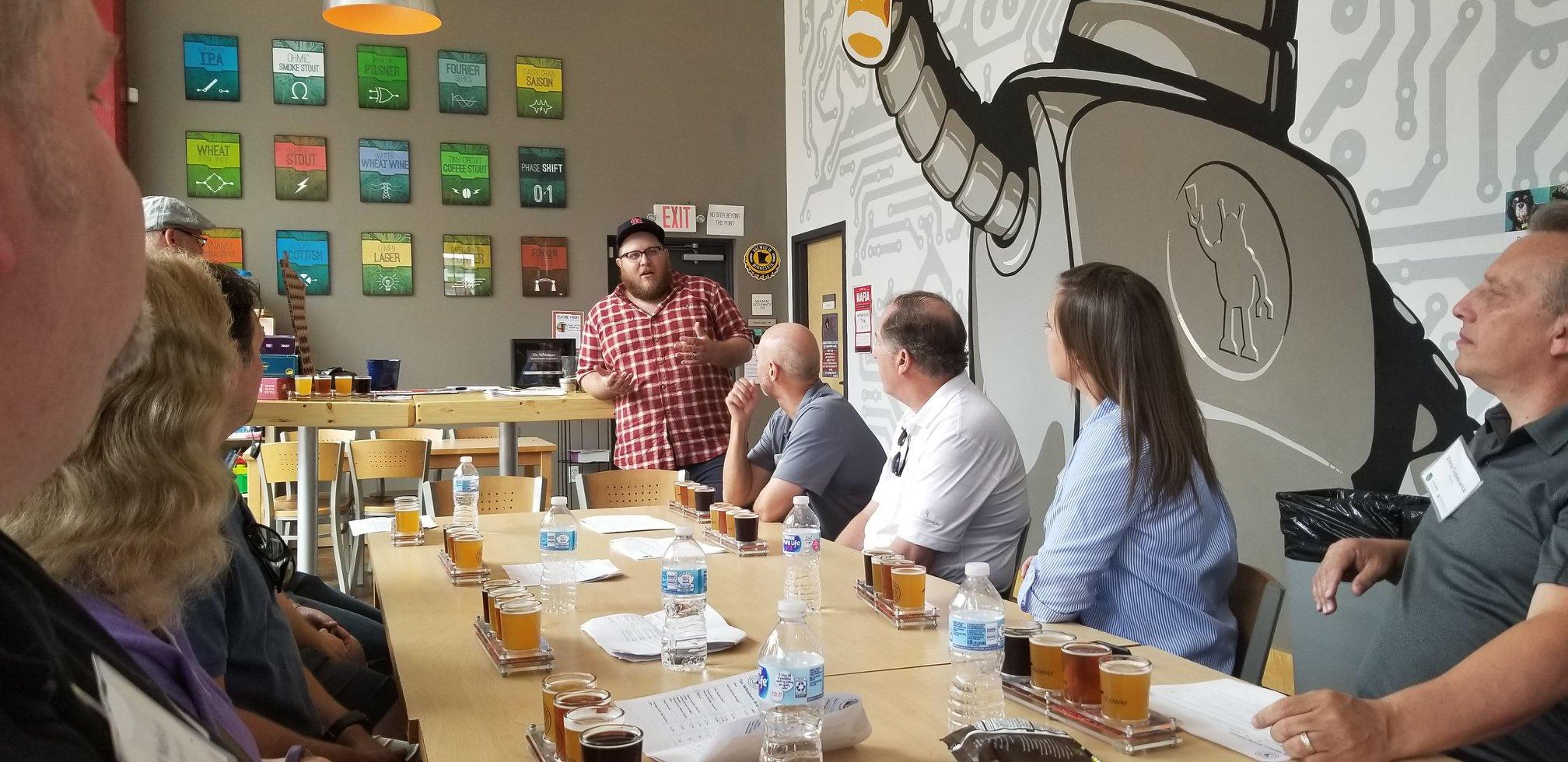 Renodis Brewery Tour